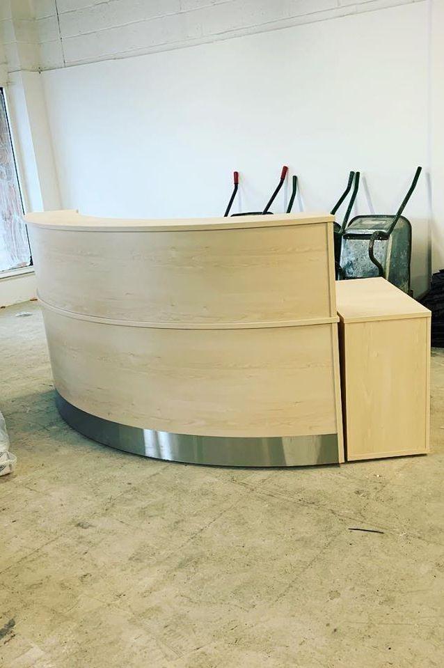 Desk refurbishment
