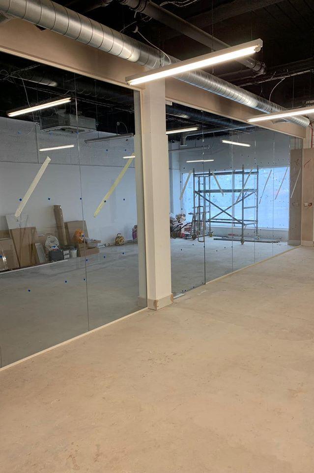 Studio 1 refurbishment