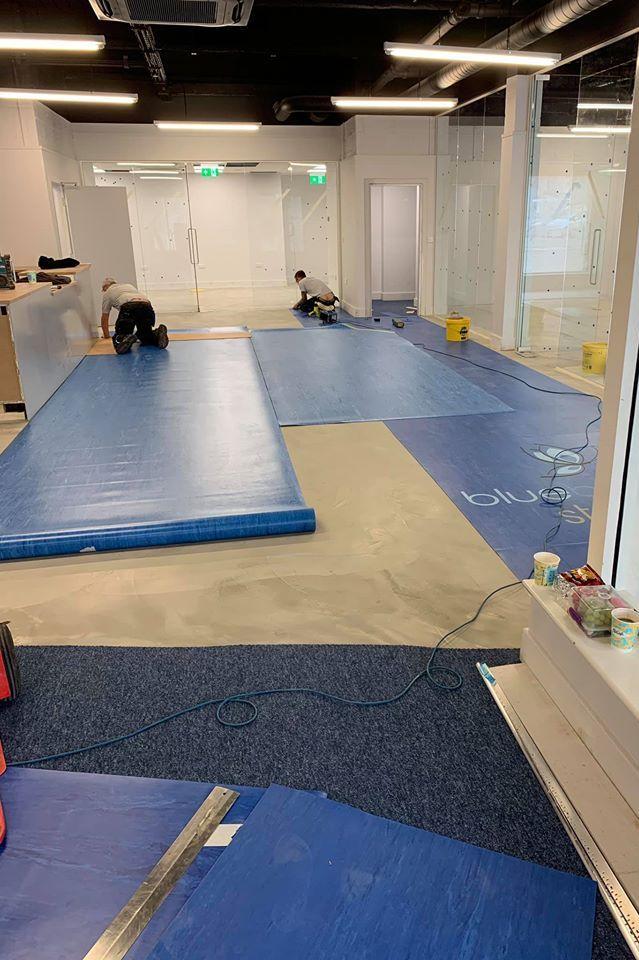 Downstairs Refurbishment
