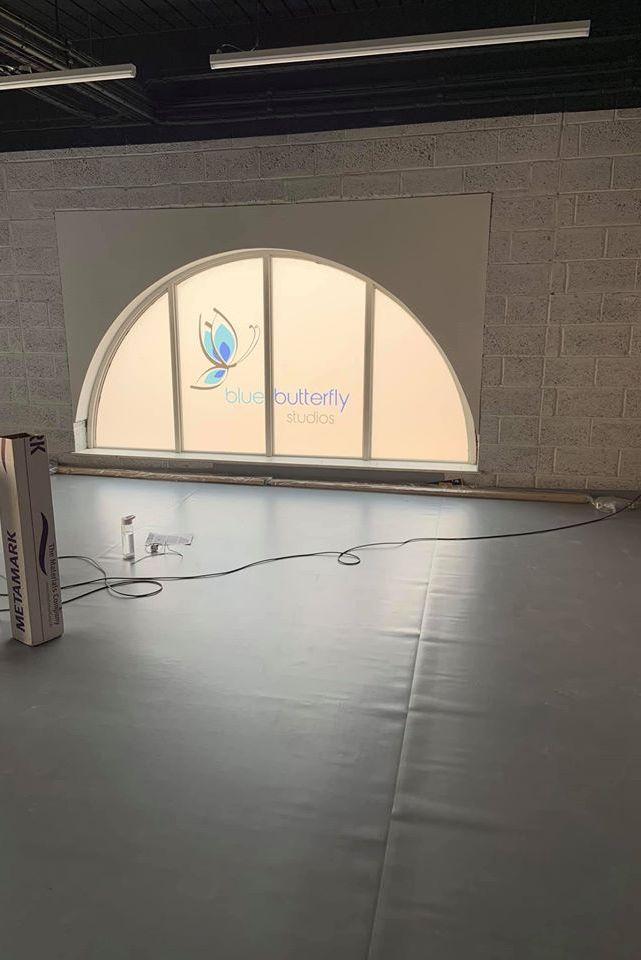 Studio 3 refurbishment
