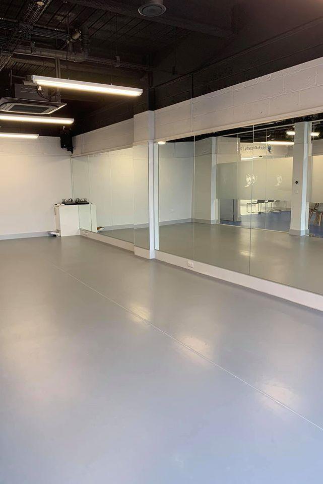 Inside Studio 1