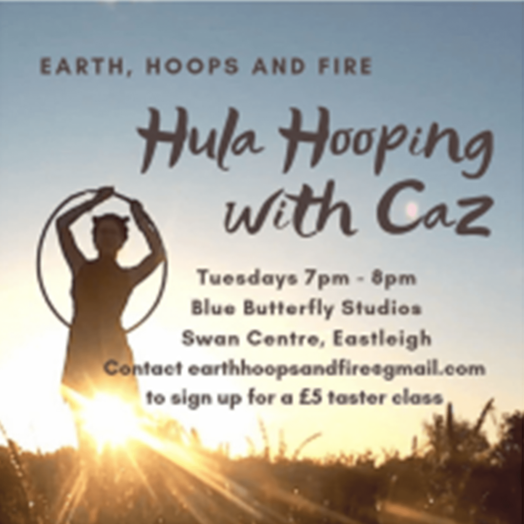 Earth, Hoops & Fire
