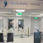 Blue Butterfly Beauty Frontage
