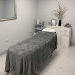 Therapy room in Blue Butterfly Beauty
