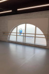 Arched Windows in Studio 3
